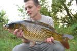 Nová ryba z tůňky - 61cm