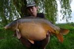 Nádherná jikernačka Viki 83cm 14,7kg