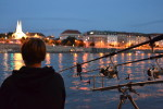 Noční Praha má své nezaměnitelné kouzlo