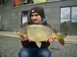 Urban fishing Praha