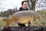 Ondry obr na Valentýna 100cm 19,1kg